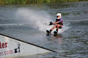 11.4, arnaud labarre junior, finaliste au championnat d'europe dauphin