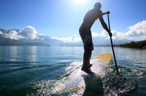 image stand up paddle