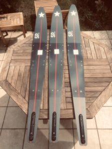 sp skis, série waterski paradise